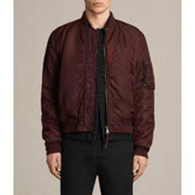 HENSON BOMBER (OXBLOOD RED)