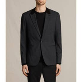 MAVIS BLAZER (Charcoal Grey)