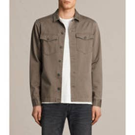 FIREBASE LS SHIRT (Light Khaki)