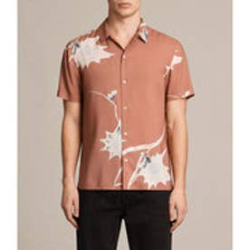 人気セール商品 MOKAPU SS SHIRT (CINNAMON RED)