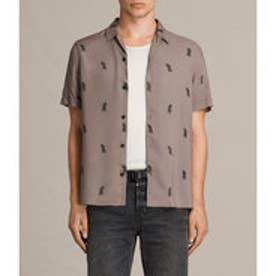 PINE SS SHIRT (Light Khaki)