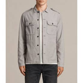 SAPPER LS SHIRT (Putty Grey)