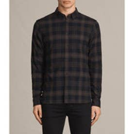 MONSON LS SHIRT (Black Check)