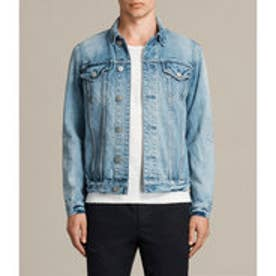 DUSTOUT DENIM JACKET (Indigo Blue)
