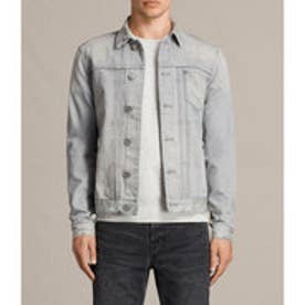 GARRET DENIM JACKET (Grey)