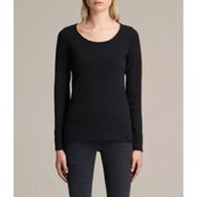 VETTEN LONG SLEEVE TEE(Black)