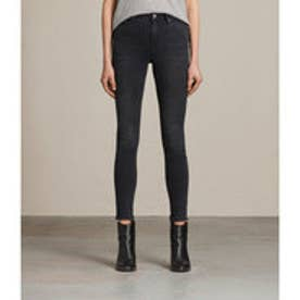 EVE LUX JEANS(Washed Black)