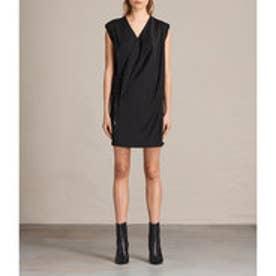 AURES DRESS (Black)