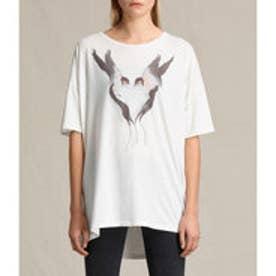 LOVEBIRD CORA TEE (Chalk White)
