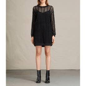 LIZA LS DRESS (Black)