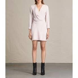 RILA DRESS (CHAMPAGNE PINK)
