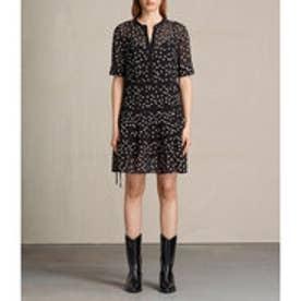 PICOLINA TIER DRESS (Black)