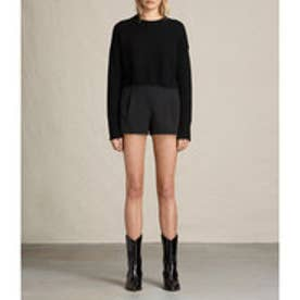 IVY RIB SHORTS (Black)