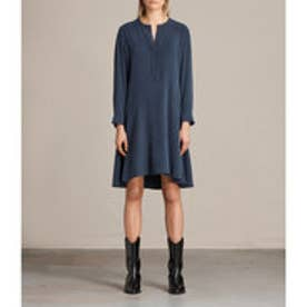 〇 TIAMI SHIRT DRESS (MYSTIC BLUE)