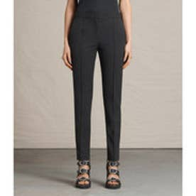 IVY RIB TROUSER (Black)