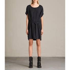 SONNY TENCEL DRESS (Dark Grey)