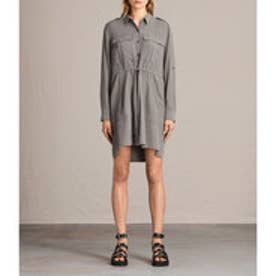 MILLIE SHIRT DRESS (Khaki Green)