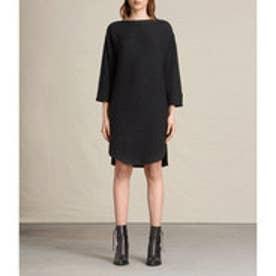 ESIA DRESS (Cinder Black Marl)