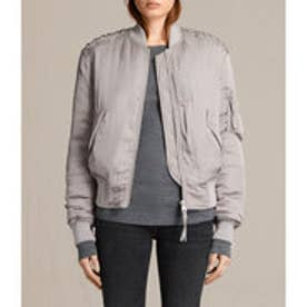 BREE LACED BOMBER (ALMOND PINK)