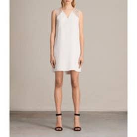 人気セール商品 PRISM DRESS (OYSTER WHITE)