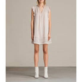 EVELINA SWING DRESS (ROSE PINK)
