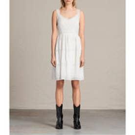 PINTO DRESS (Chalk White)