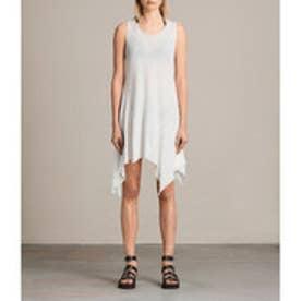 TANY DRESS (SMOG WHITE)