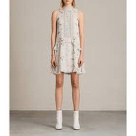MINA MEADOW DRESS (Pale Grey)