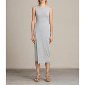 NAIA DRESS (Grey Marl)