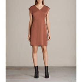 ELSIE DRESS (Copper)