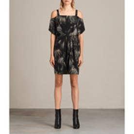RAE NELUWA DRESS (Black)