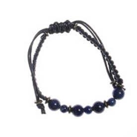 【チャイハネ】アンカ天然石ブレスレット ブルー