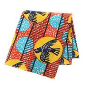 【チャイハネ】AFRICAN FREE CLOTH オレンジ
