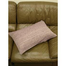 【チャイハネ】インド綿シンプル枕カバー/ピロケース パープル