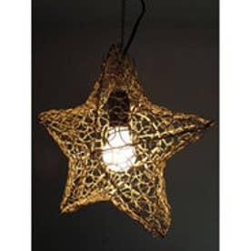 【チャイハネ】STAR HANGING LAMP ベージュ