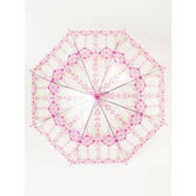 【チャイハネ】ハレルヤビニール傘 ピンク