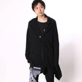 ◆【チャイハネ】タビートMEN'Sロングカーディガン / コーディガン ブラック