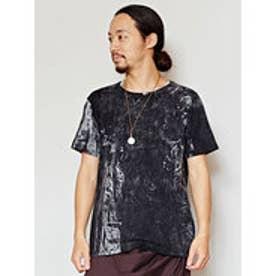 ◆【チャイハネ】バザールメンズTシャツ ブラック