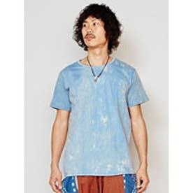 ◆【チャイハネ】バザールメンズTシャツ グレー