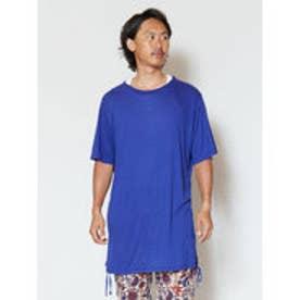 【チャイハネ】スロンメンズTシャツ ブルー