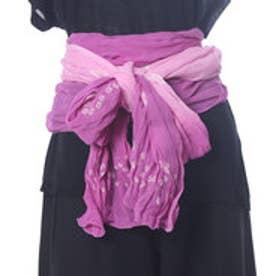 【チャイハネ】豆絞り浴衣帯 ピンク