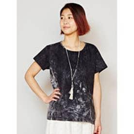 ◆【チャイハネ】バザールTシャツ ブラック