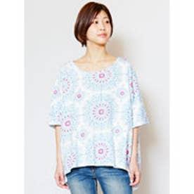【チャイハネ】ヨガキラTシャツ ホワイト
