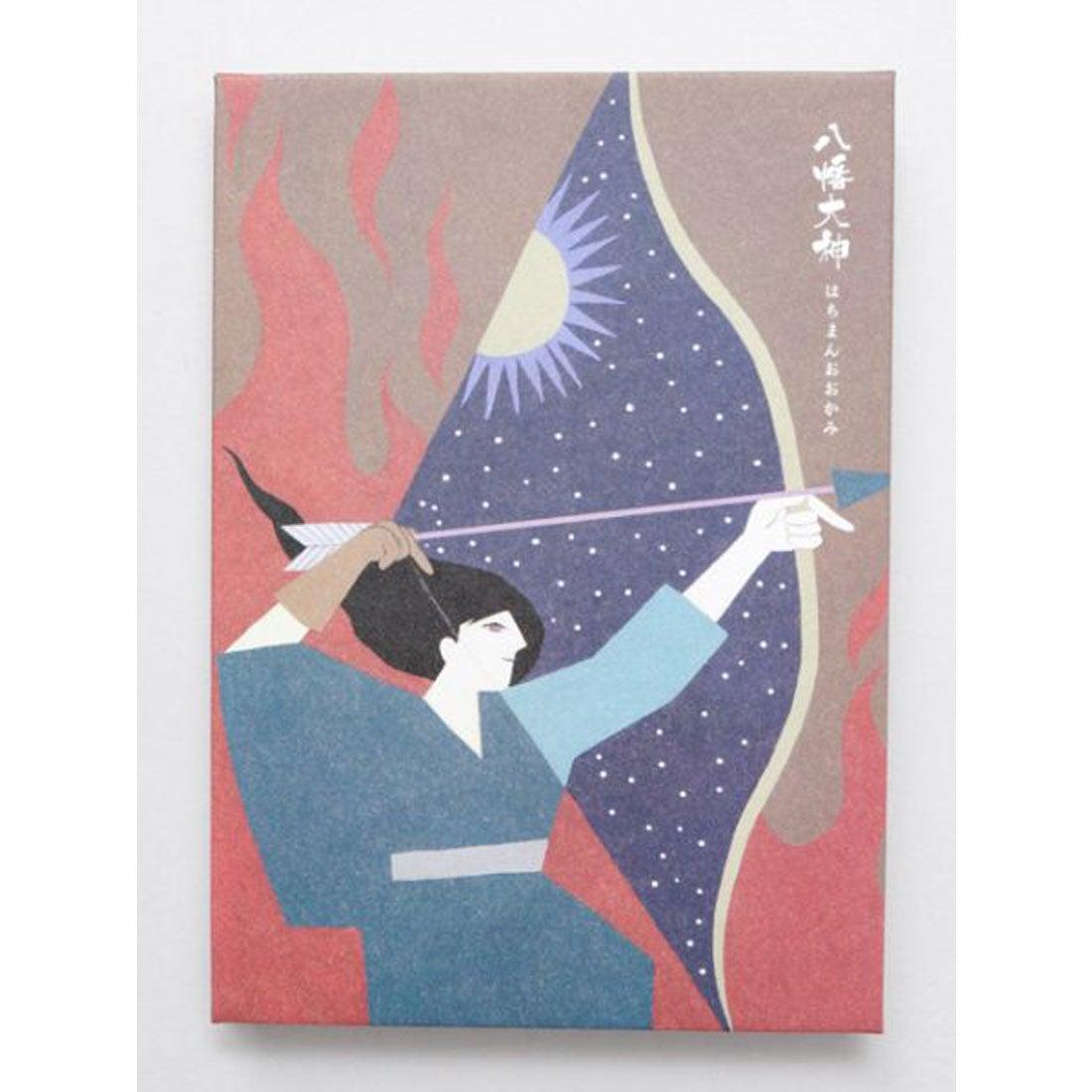 【岩座】日本の神様 御朱印帳 その他9