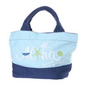 【Kahiko】シェルニコトートバッグ ブルー