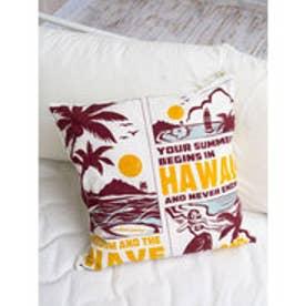 【kahiko】Hawaiianコミッククッションカバー イエロー