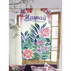 【kahiko】トロピカルハワイのれん グリーン