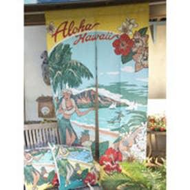 【kahiko】Waikikiのれん イエロー