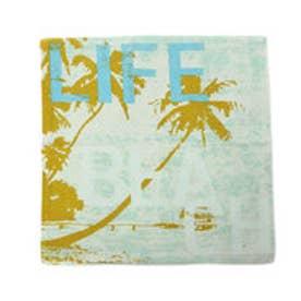 【kahiko】オーシャンビーチクッションカバー ベージュ