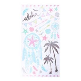 【kahiko】Hawaiian Room Deco Sticker / ハワイアンルームデコステッカー アクア